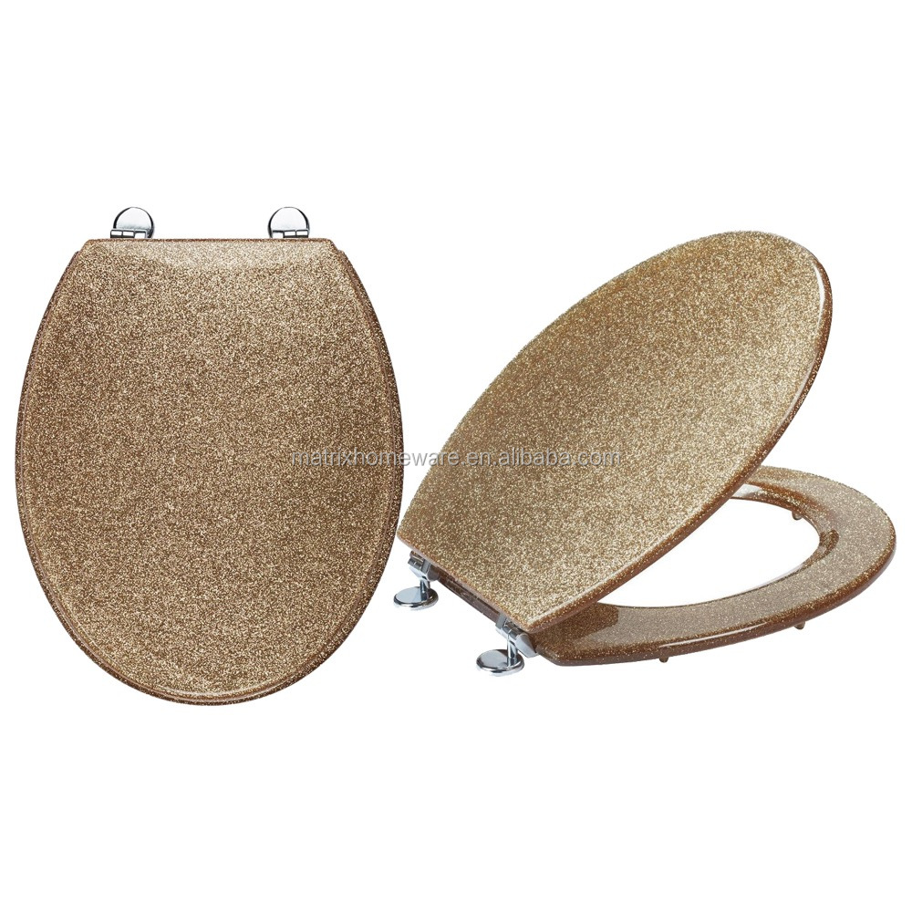gold glitter toilet seat. Clear Polyresin Toilet Seat  Suppliers and Manufacturers at Alibaba com