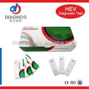 Diagnos HEV IGM Hepatitis E virus IGM rapid test Infectious disease HIV HAV TP Syphilis TB Dengue Test