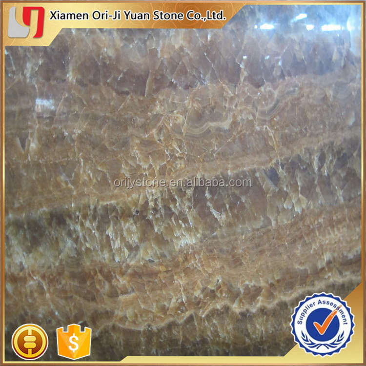 Quality new arrival different color onyx stone price