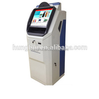 currency exchange machine , bank information kiosk , bitcoin atm