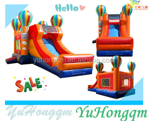 funny inflatable jumping castles inflatable water slide factory price commercial bounce &slide