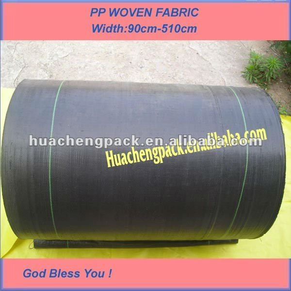 Черный пластиковый защитный забор