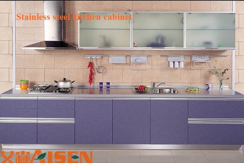 Stainless Steel Kitchen Cabinet, Stainless Steel Kitchen Cabinet Suppliers  And Manufacturers At Alibaba.com