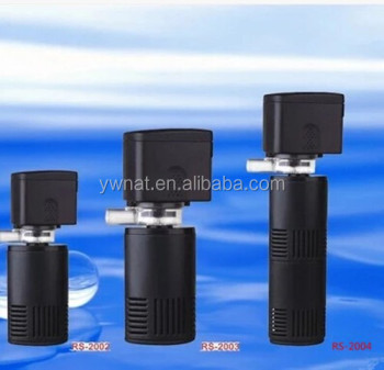 Rs-2002 Aquarium Liquid Internal Filters