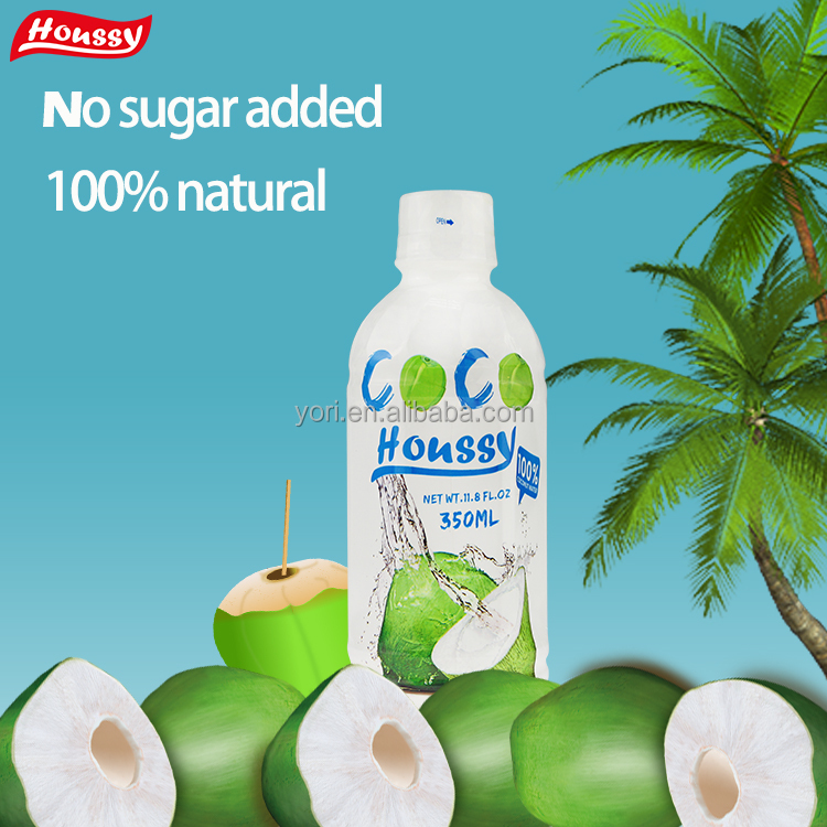 Houssy Best Selling Can OEM Coconut Water Export