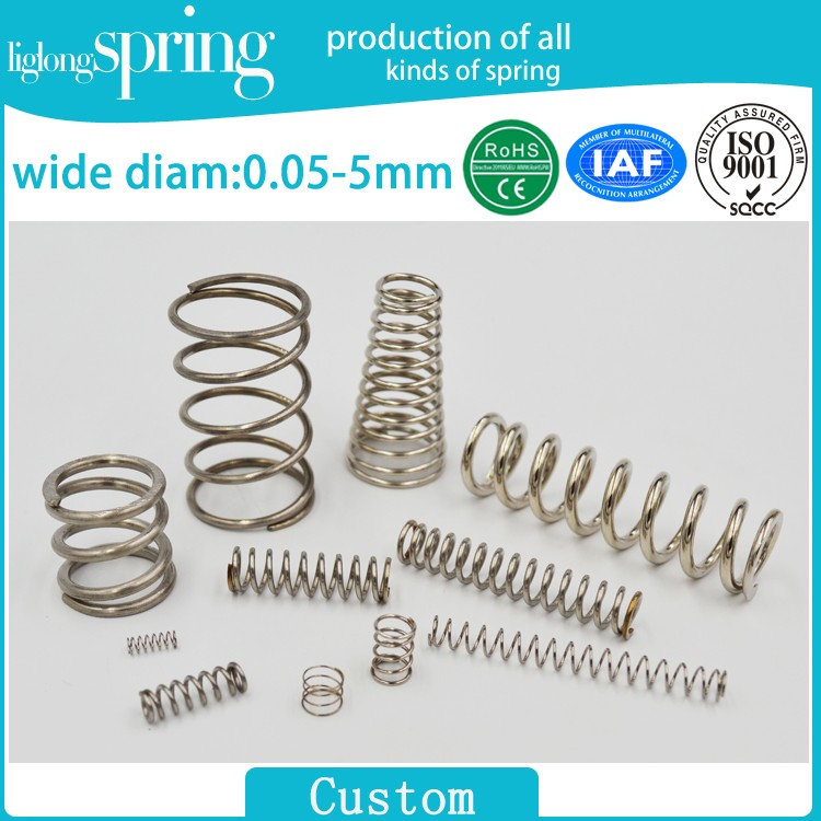 Customized 0.05mm-5mm Wire Diameter Stainless Steel Small ...