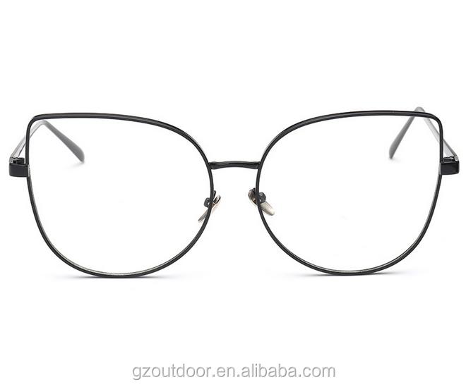 9311be55f رخيصة شعبي واضح عدسات نظارات القراءة القط ، الذهبي فضي أسود إطار نظارات  aliexpress ، بابا