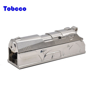 Wholesale Filer Smoking Accessories Manual electroplate Cigarette Rolling Machine