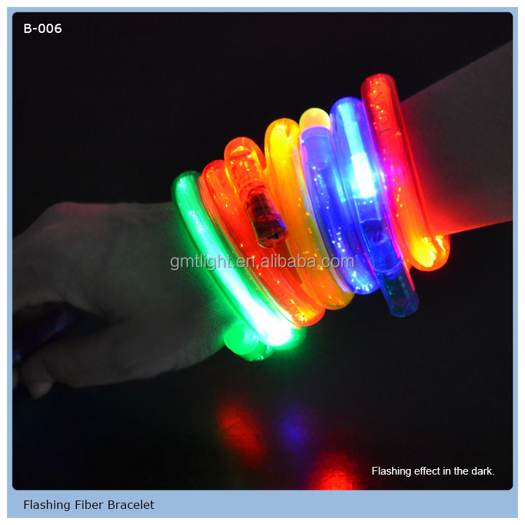 glow party led bracelet for have fun