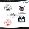 3 Channels Infrared Control Mini Flying Ball with gyroscope & USB ( Black/White/Red )