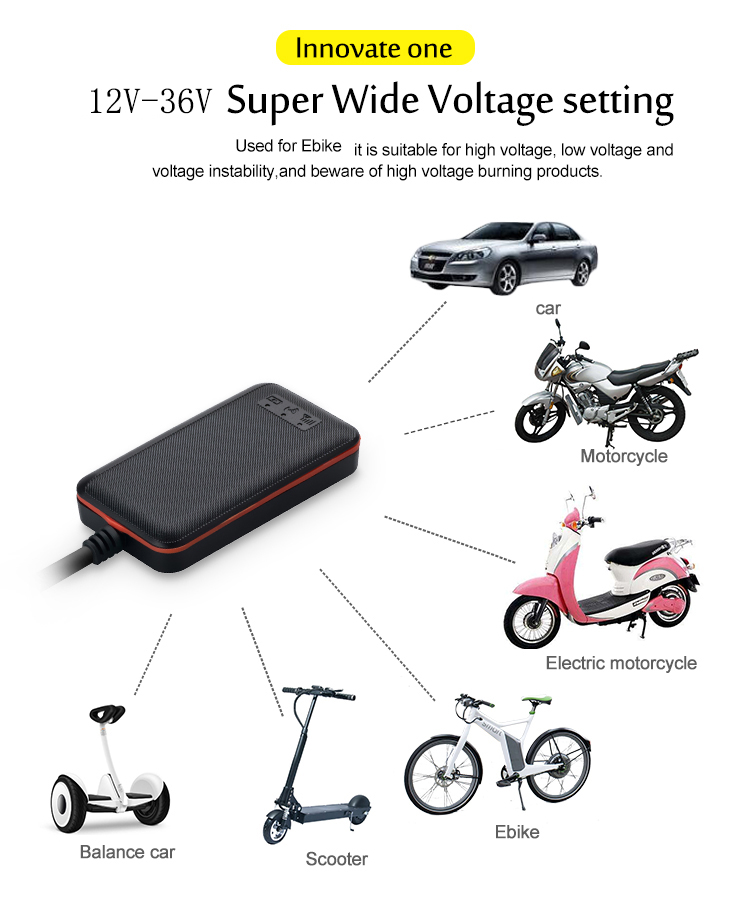New Arrival Anti-theft Waterproof  Wireless Alarm GPS Vehicle Tracker TK108 For Motorcycle Car