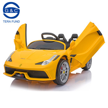 Amazon Hot Selling Outdoor Sport Car Fro Kids Drive On Big Toy Car