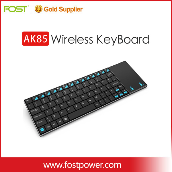2 in 1 keyboard and mouse small and exquisite Qwerty keyboard layout 2.4g mini wireless keyboard for computer PC