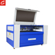 1390 water cooling CW5000 co2 cutter 100w 150w laser cutting machine for birthday card fabric wood acrylic