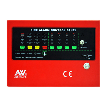 2 Zone Conventional    Fire       Alarm    System Drawing Symbols With