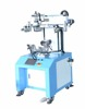 silicone catridges Servo System Cylinder Screen Printing Machine LC-PA-400ES With laser