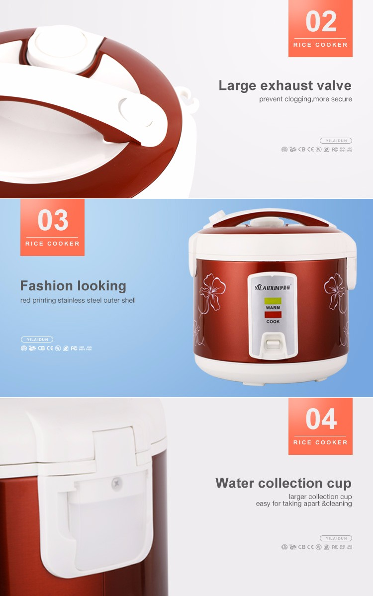 Electric Rice Cooker Diagram Automotive Wiring Italian Kitchen Appliances Red Blender Parts Japanese