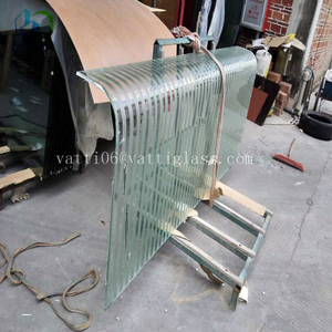curved glass windows/curved glass panels/curved glass price