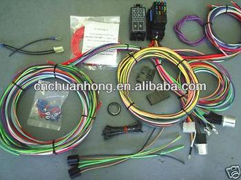 Brilliant Ez Wiring 12 Circuit Mini Hot Rod Wiring Harness Buy Ez Wiring 12 Wiring Cloud Hisonuggs Outletorg