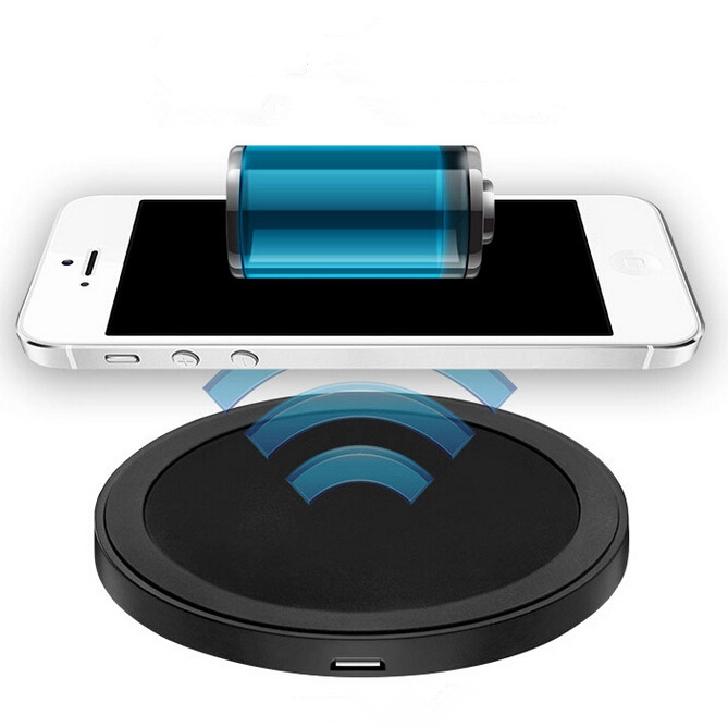 Universal wireless charging for android phone,mobile phone charge pad power station