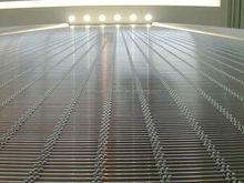 Ontdek de fabrikant metalen gaas wand van hoge kwaliteit voor