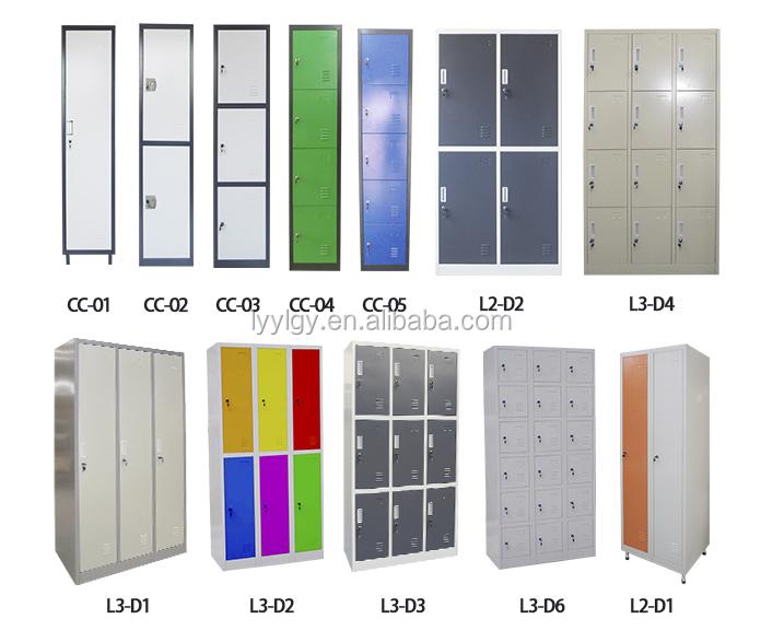 15 portes mini acier armoire chaussures casier utilis pour commercial bathrom meubles. Black Bedroom Furniture Sets. Home Design Ideas