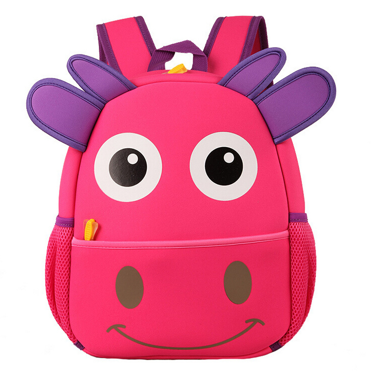 Buy Toddler Backpack Kindergarten School Satchel Child Cartoon Bag Kid Bags Neoprene Boys Girls Doll Shoulder In Cheap Price On Alibaba