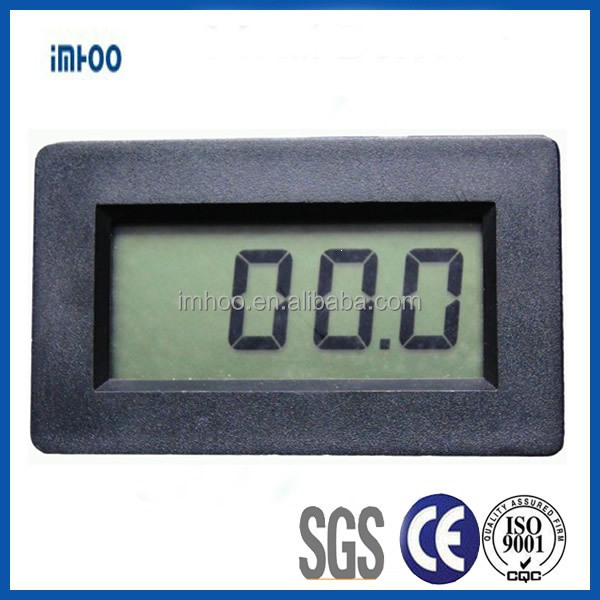 panel meter Digital 12v LCD meter PM438 vr 5188