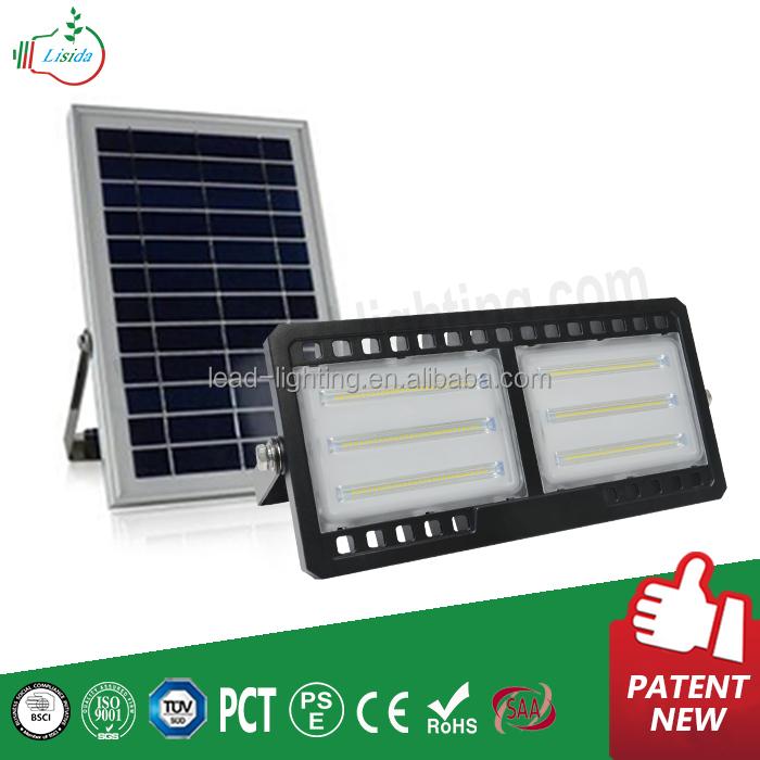 Led Solar Flood Lights Good Guaranttee High Lumen Motion Sensor 10w Outdoor Light