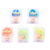 Swimming waterproof oem silicone quality earplugs and nose clip