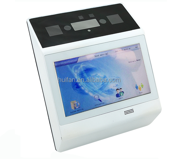 Islam Pray Iris Scanner Time and Attendance Eye Recognition Machine (HF-IR710 )