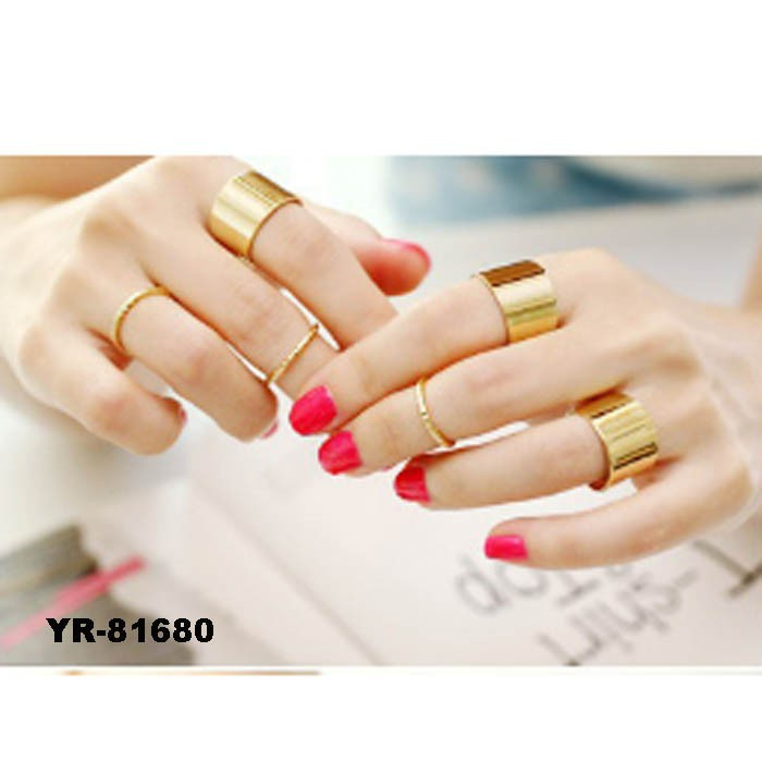 Alibaba Manufacturers New Design Gold Finger Ring New Arrive Latest