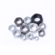 colored hex nuts DIN934 high quality furniture china types nuts bolts fasteners m25 hex nuts