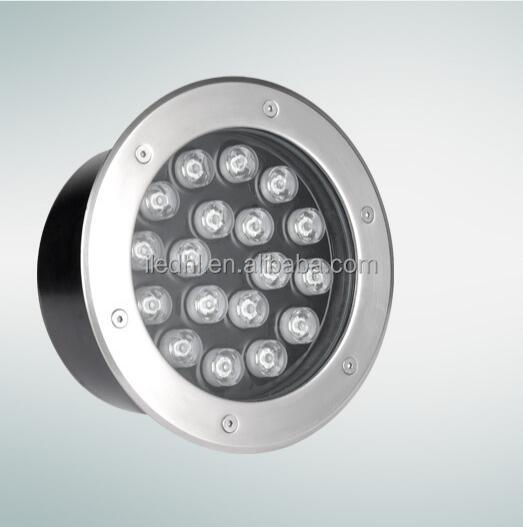 Ip67 18w Outdoor Underground 201/304stainless Steel Led Lamp