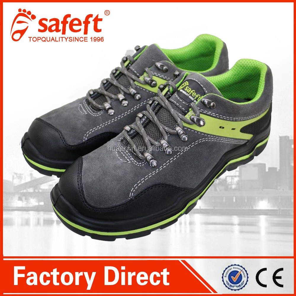 Anti slip Construction safty shoes/boots