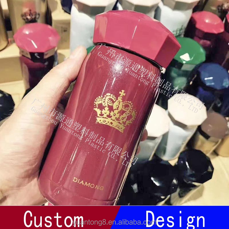New products diamond insulation vacuum cup 304 stainless steel bottle