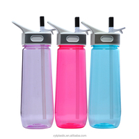 800ML Sport Drinking Water Bottle BPA Free Tritan Space Cup Bicycle Bottlle