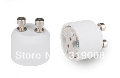 gu10 to mr16 g4 gu5 3 lamp base adapter gu10 to mr16 socket converter 100pcs lot by dhl free. Black Bedroom Furniture Sets. Home Design Ideas