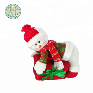 Snowman Santa Claus Christmas Ornament Parts For Sale