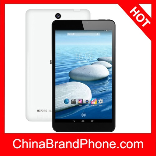 Original Cheap chinabrand Cube U27GT, 8.0 inch 3G Android 4.4.2 Tablet PC, RAM: 1GB, uad Core