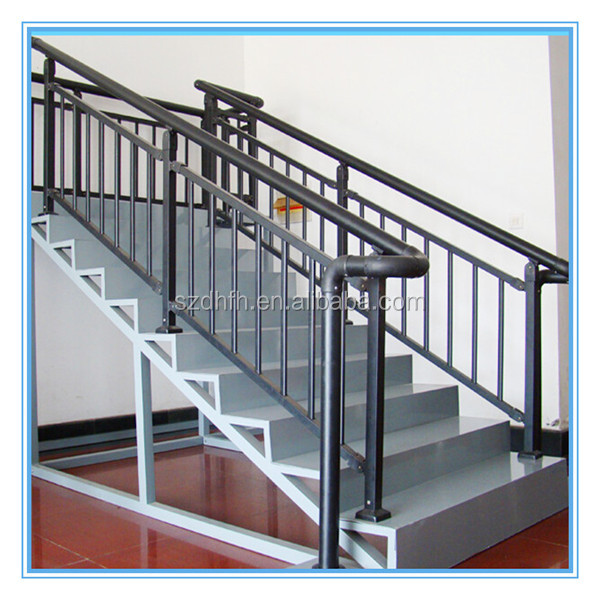 Prefab Metal Stair Railing, Prefab Metal Stair Railing Suppliers And  Manufacturers At Alibaba.com