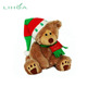 Christmas Soft Stuffed Plush Toys Teddy Bear