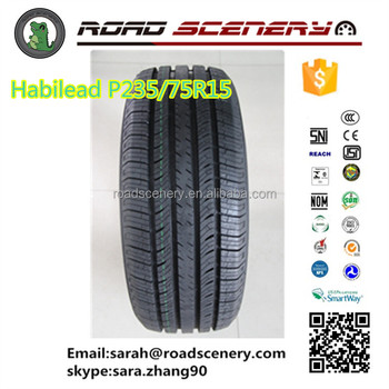 All Season Touring Design Habilead Pcr Tyre P235/75r15 105t With ...