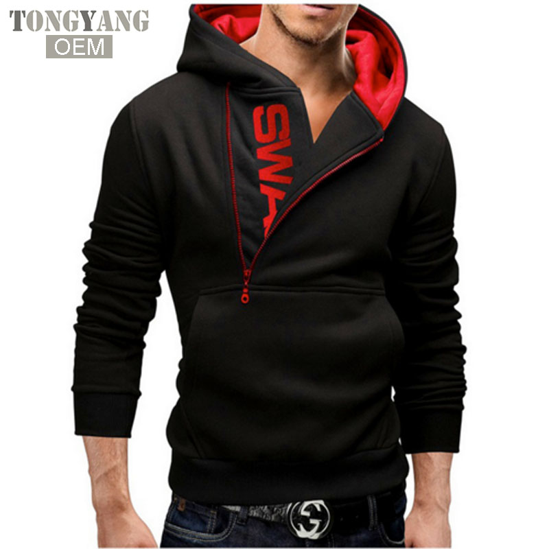 TONGYANG Hip Pop Sweatshirt Sweat Men Hoodies Factory Sale OEM Customize