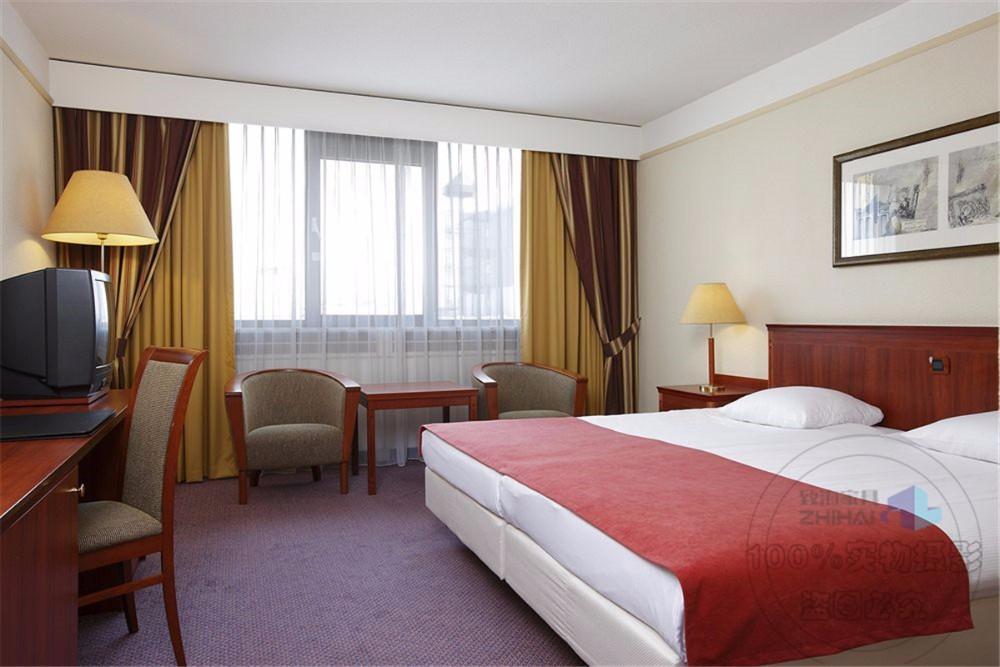 Simple design 5 star hotel bedroom furniture set for sale for Hotel decor for sale