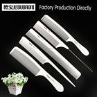 Direct Manufacturer Q2 White hair Comb cutting comb professional manufacturer (1)