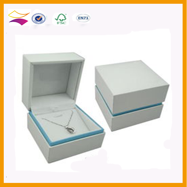 Custom Logo Printed jewelry packaging box ,gift box for necklace