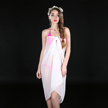 Casual New Style Cheap Price Sex Girls Summer Transparent Cover Up