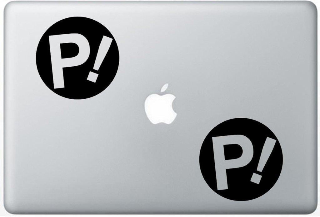 """Choose Color bumper car window laptop anime flcl 4/"""" Vinyl Sticker Decal P"""
