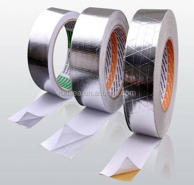 China Good Quality Self Adhesive Aluminum Foil Tape Aluminium ...